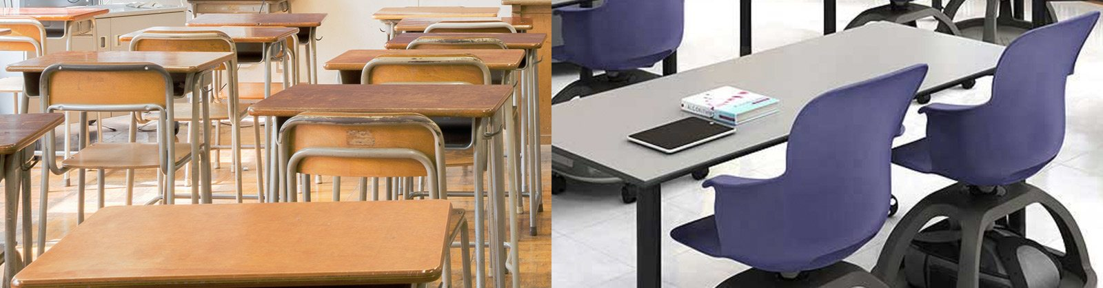 The Incredible Classroom Makeover