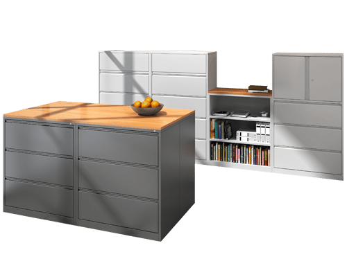 Captiva Series CAPTIVA CAPTURES ALL OF YOUR FILING AND STORAGE NEEDS