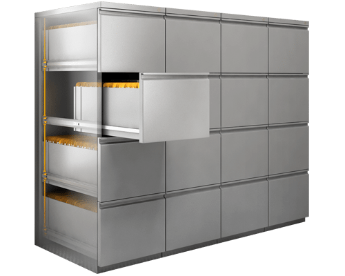 Healthcare Captiva Captures All Of Your Filing and Storage Needs