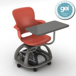 GEI Seal of Approval - Haskell Ethos Chair
