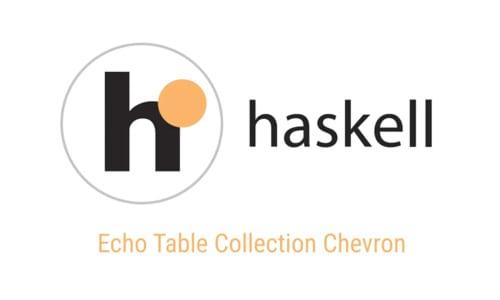 Echo Table Collection Chevron