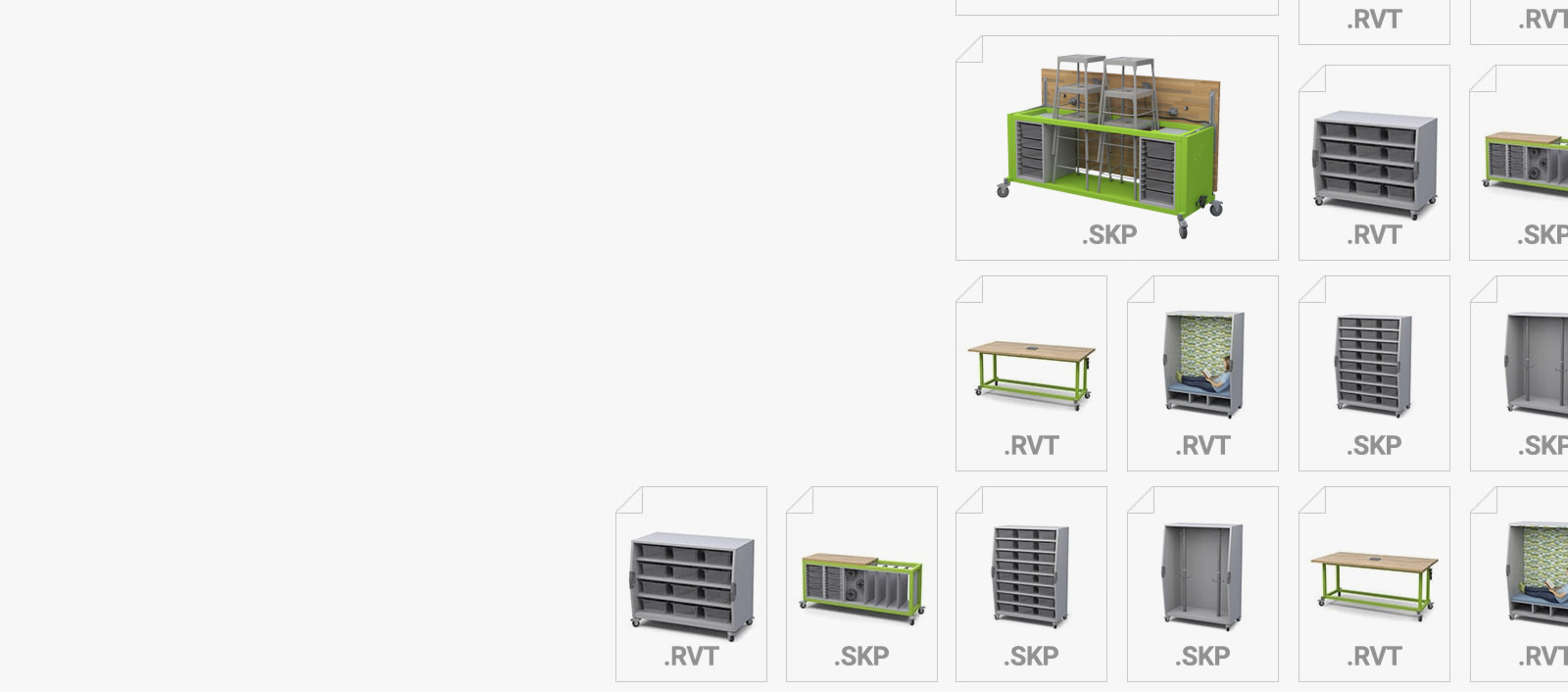Explorer Series Revit & SketchUp Files Now Available